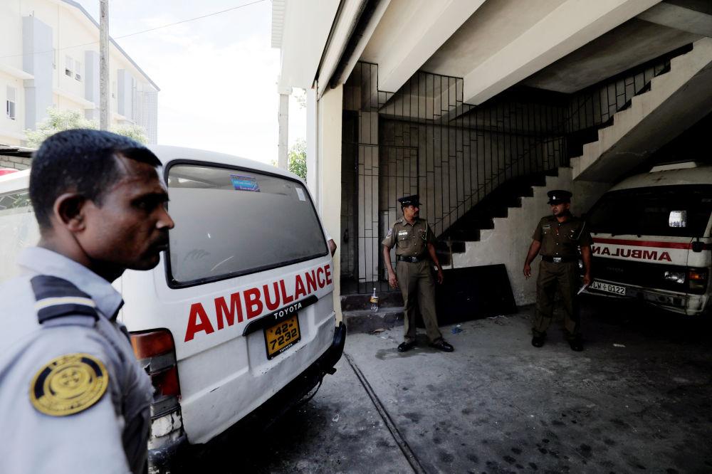 Sri Lanka se sume en una Pascua negra tras una serie de explosiones mortales
