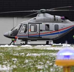 Helicóptero ruso Ansat