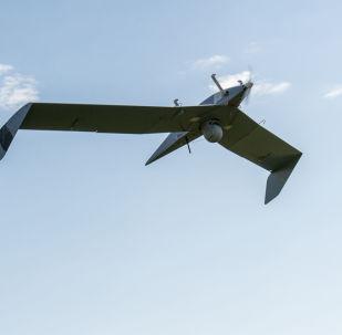 Un dron Takhion