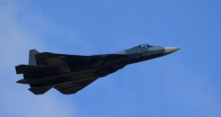 Caza Su-57