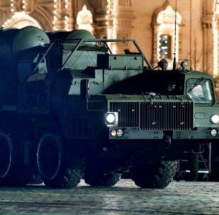 Sistema de defensa antiaérea S-400