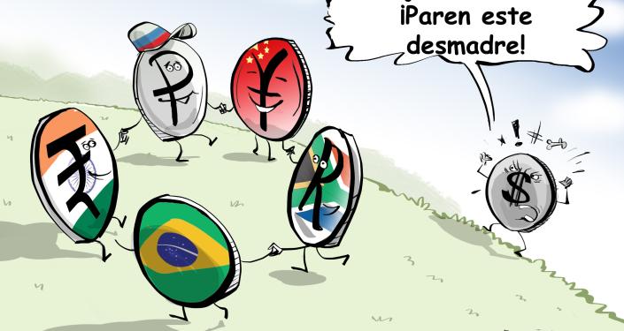 Las monedas del grupo BRICS, ¿a punto de echar al dólar?