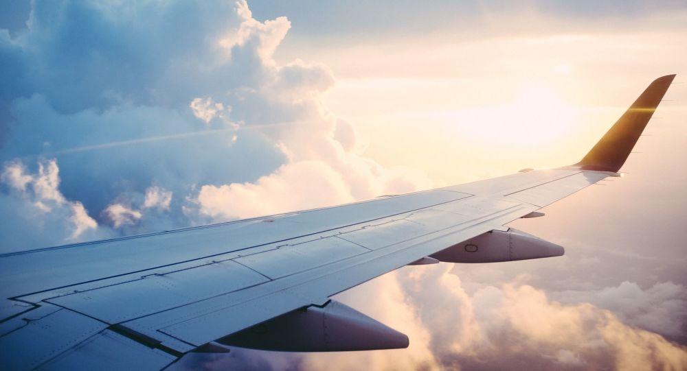 Alas de un avión (imagen referencial)
