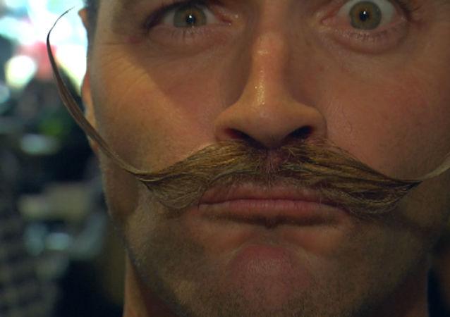 Barbas y bigotes para todos los gustos, Amberes acoge un increíble campeonato