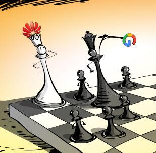 Google asesta un golpe en el corazón de Huawei