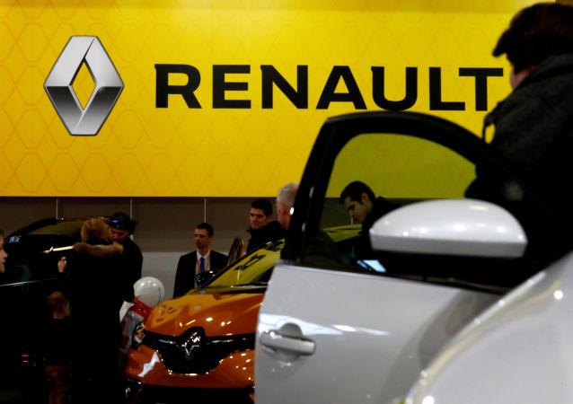 El logo de Renault
