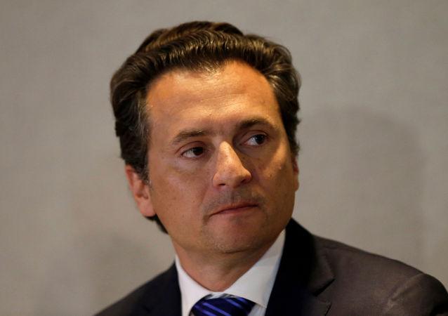Emilio Lozoya, exconsejero delegado de Petróleos Mexicanos (Pemex)