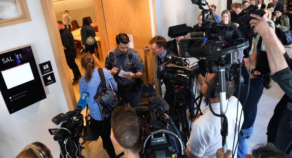 Tribunal sueco rechazó emitir orden de detención contra Assange por violación