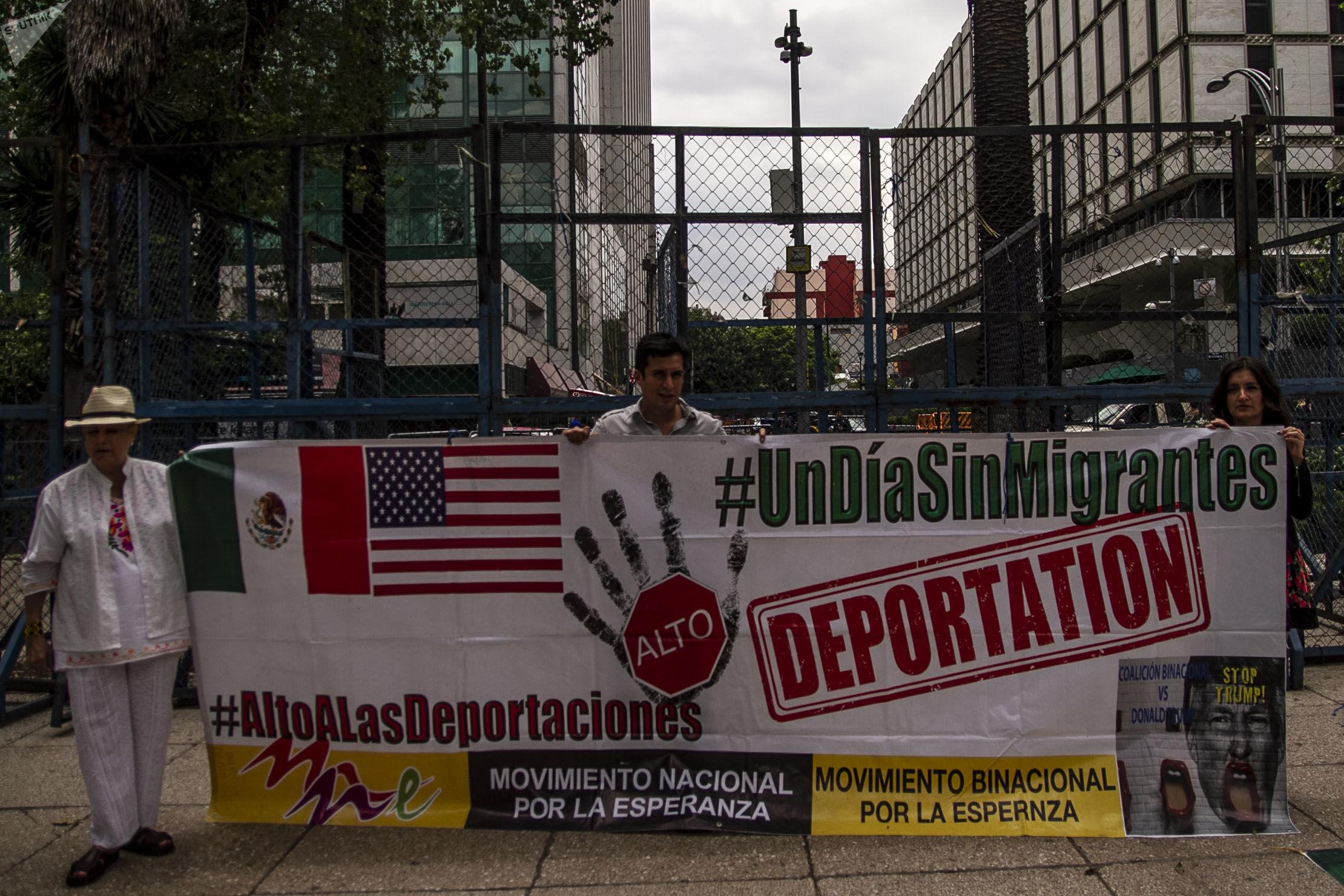 EE. UU. y México alcanzan acuerdo migratorio