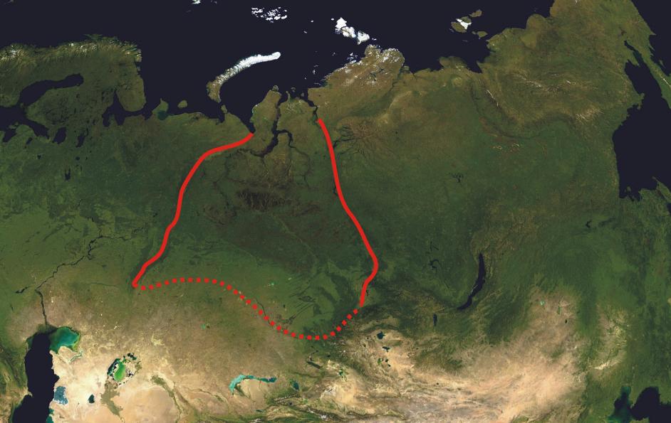 Siberia occidental