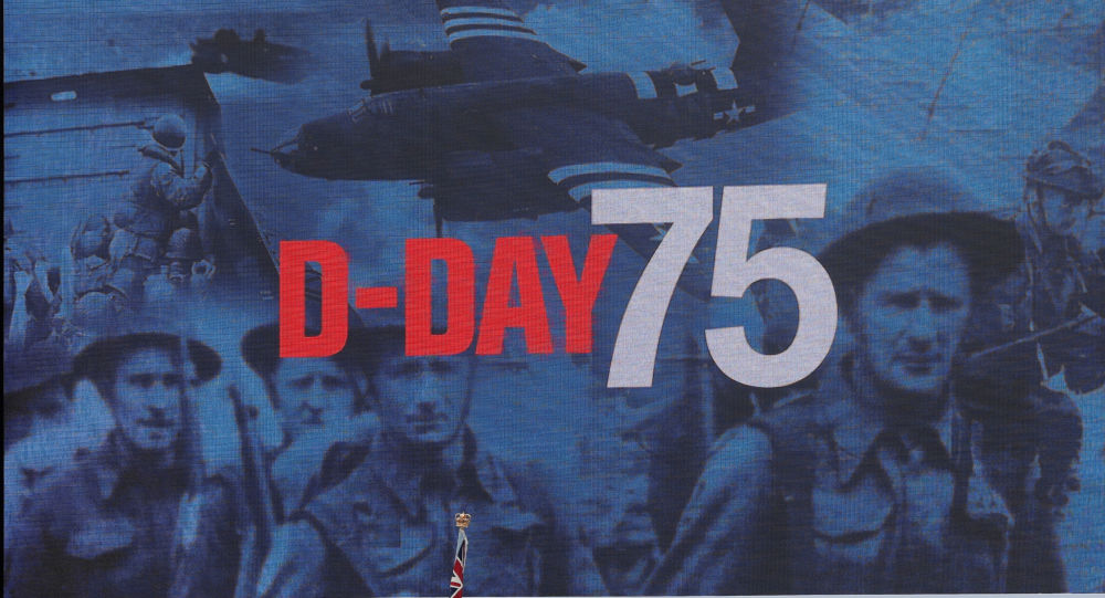 75 aniversario del 'Día D'