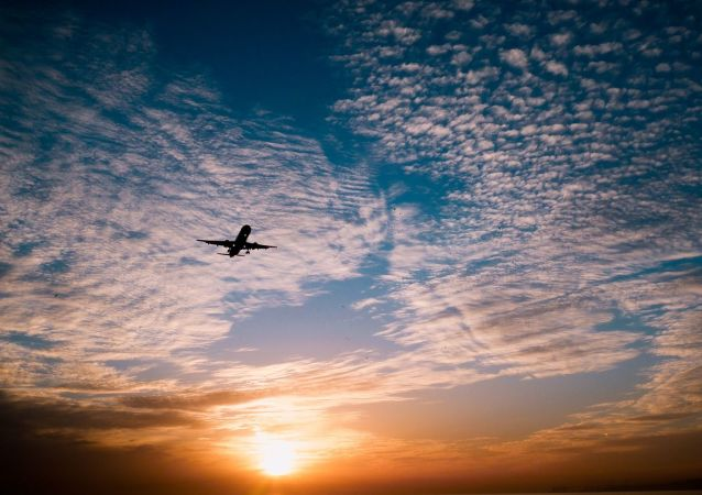Un avión