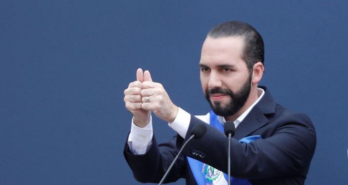 Nuevo presidente salvadoreño, Nayib Bukele