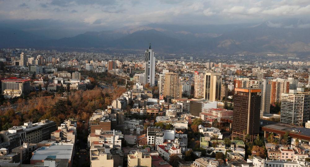 Santiago de Chile, la capital de Chile