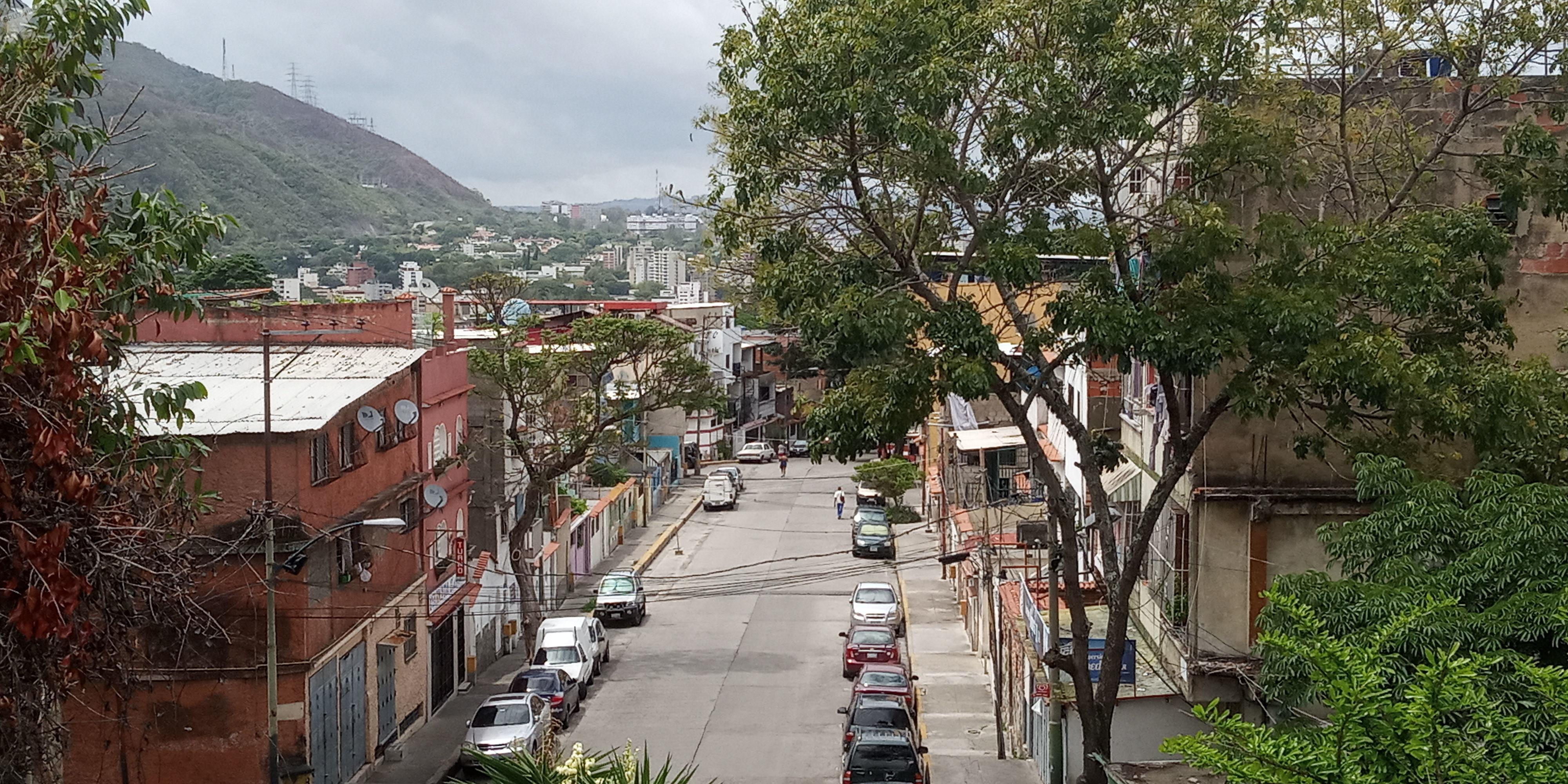 El deporte da perspectivas a la juventud venezolana, que crece en un contexto de fuerte recesión, debido en gran parte a la guerra económica librada desde EEUU