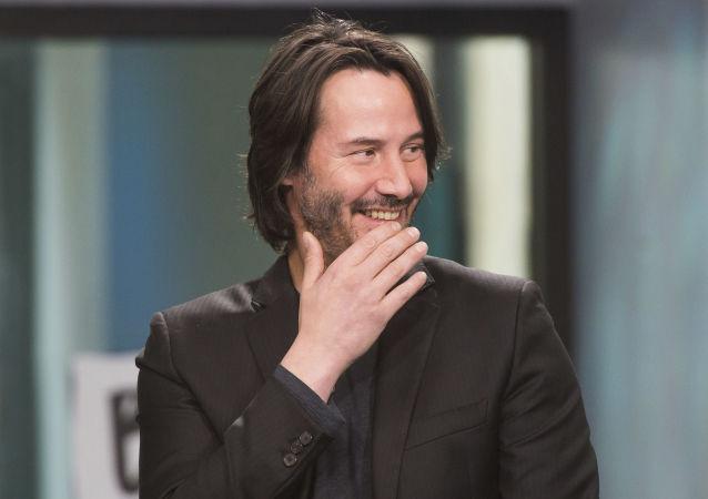 Keanu Reeves, actor hollywoodense
