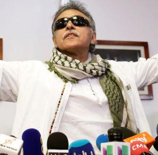 Jesús Santrich, exlíder de FARC