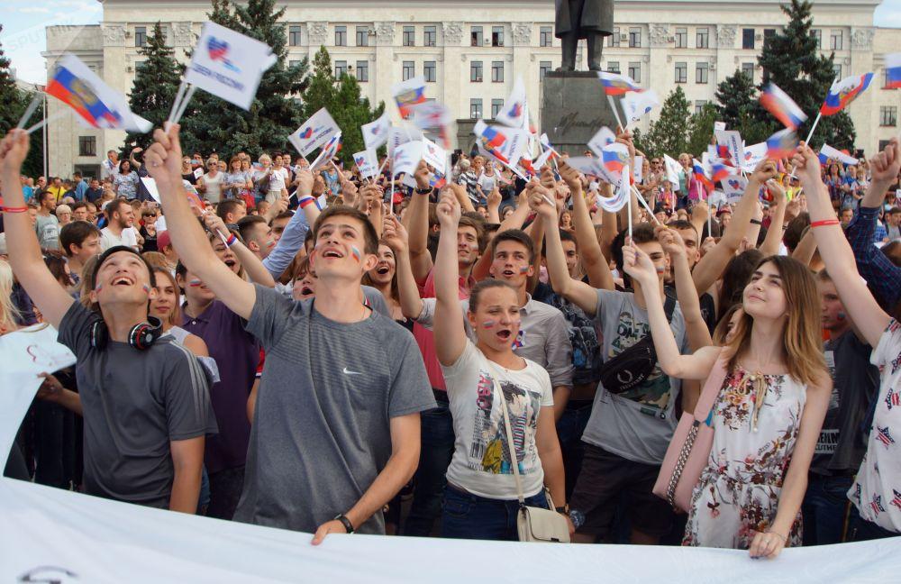 Bailes, conciertos y jorovodes: así se celebra el Día de Rusia