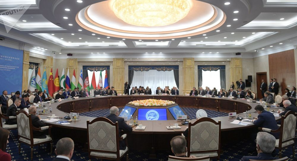 La reunión de los países miembros de la OCS
