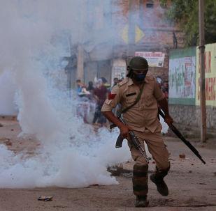 Situación en Cachemira india