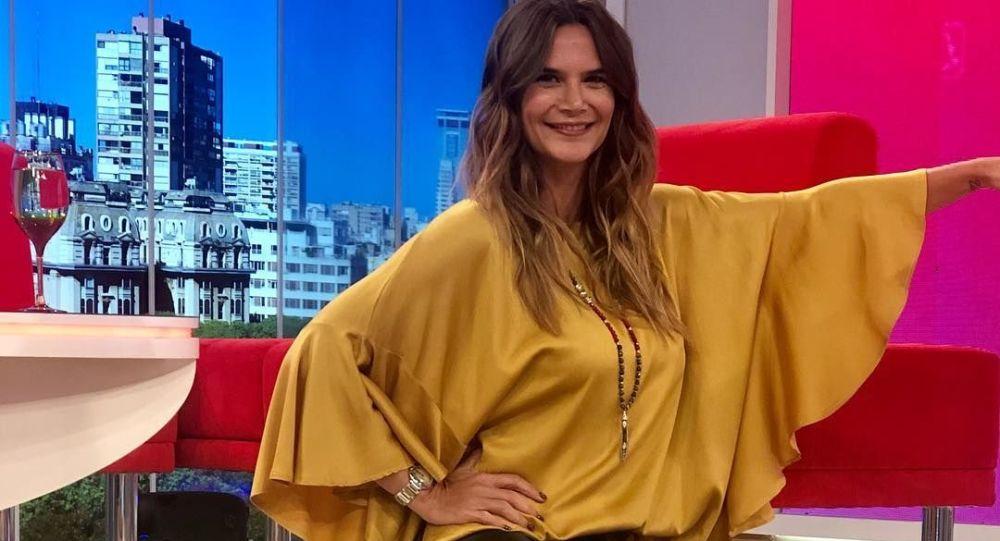 Amalia Granata, modelo y periodista argentina