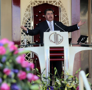 Naasón Joaquín García, líder de La Luz del Mundo