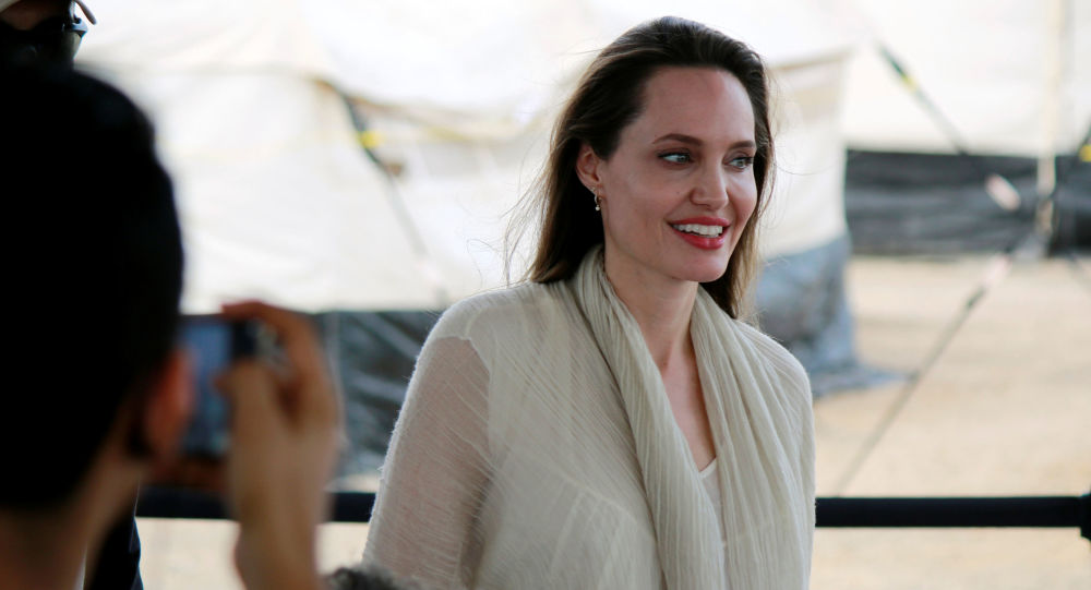 Angelina Jolie, actriz hollywoodense