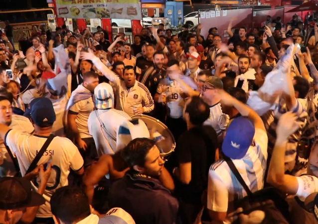 Los argentinos denuncian precios exorbitantes para la Copa América