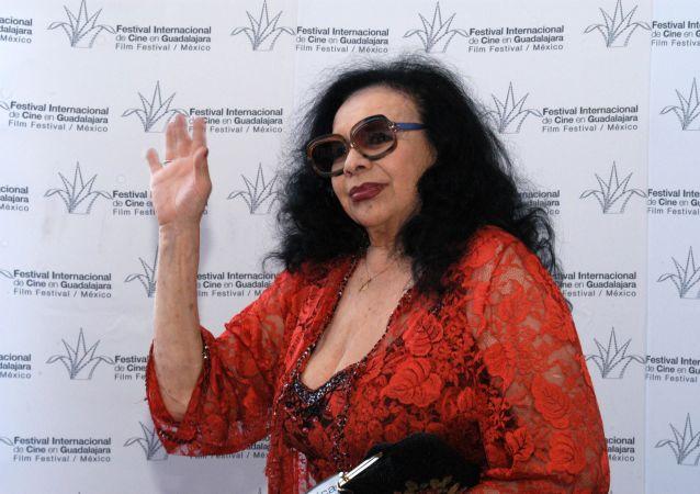 Isabel Sarli, la actriz argentina