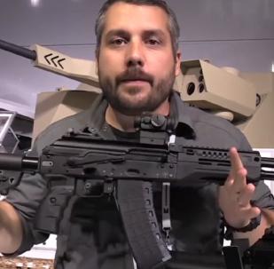 Así es la versión civil del rifle AK-12 de Kalashnikov