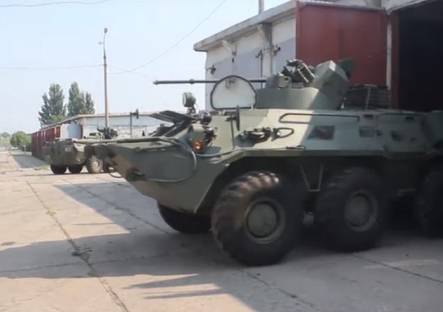 Rusia pone sus tropas en alerta máxima por orden de Putin