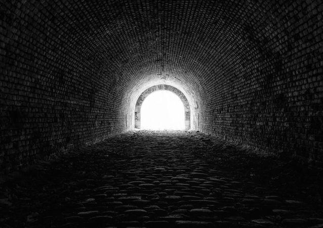 Un túnel de la esperanza