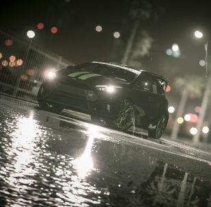 Pantallazo del videojuego 'Need for Speed Underground' (imagen ilustrativa)