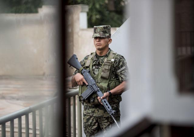 Soldado peruano (imagen referencial)