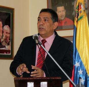 William Castillo, vicecanciller de Venzuela
