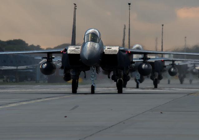Un F-15E