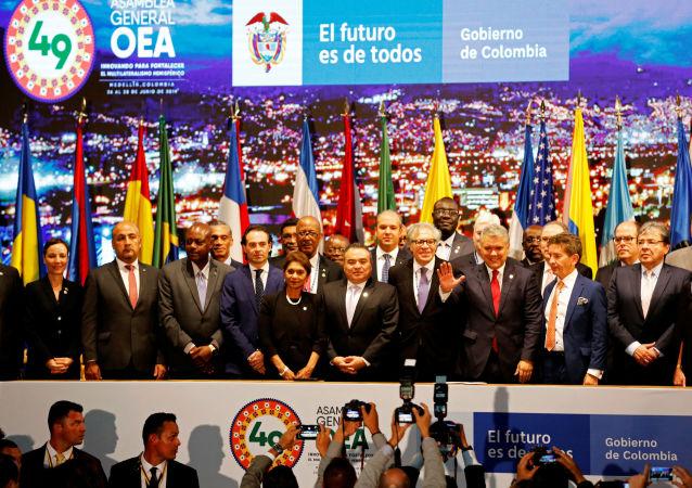 49 Asamblea de la OEA