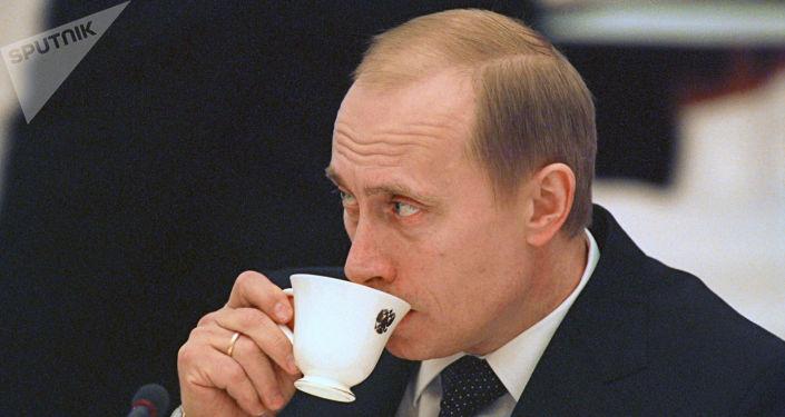Vladímir Putin en 2003
