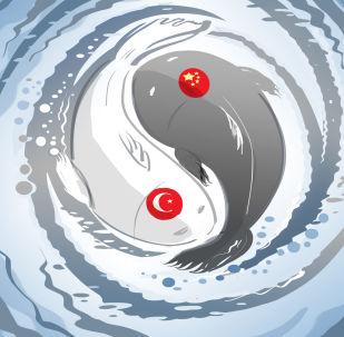 Turquía y China, como el yin y el yang