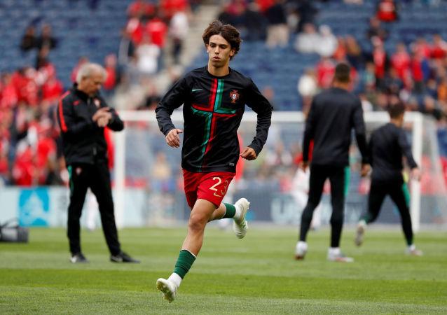 Joao Félix, futbolista portugués