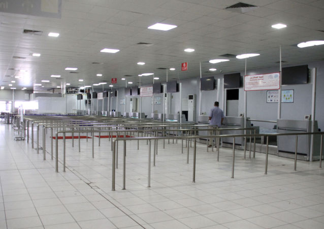 Aeropuerto Internacional Mitiga de Trípoli, Libia