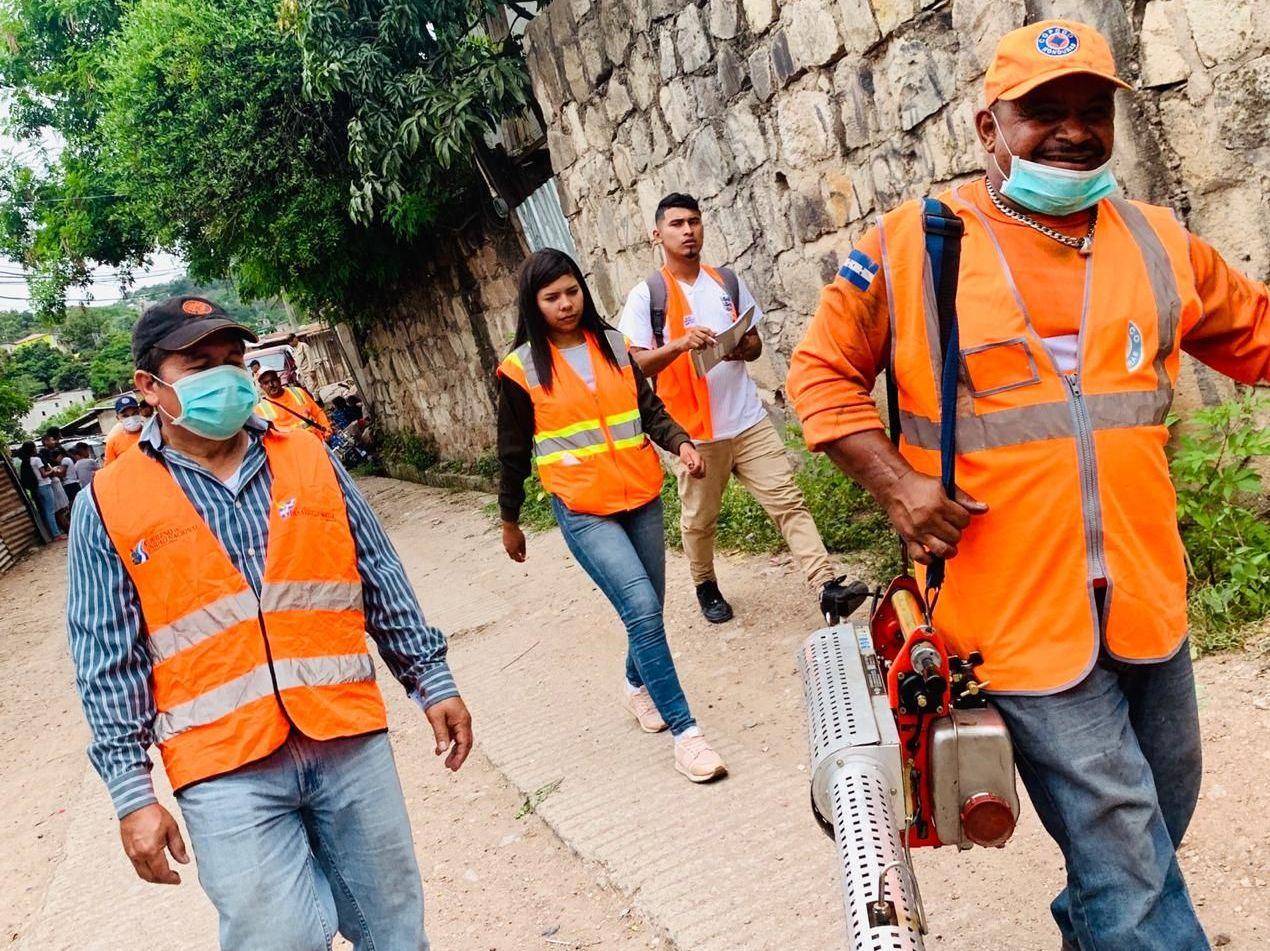 Comienzan acciones en Honduras por situación de emergencia nacional por dengue