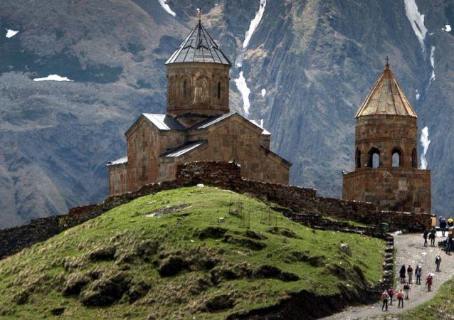 Osetia, un oasis de cristianismo en el Cáucaso Norte