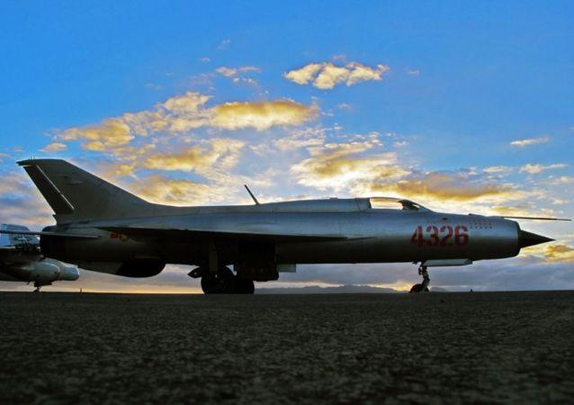 Los ases son los pilotos que abatieron a cinco enemigos o más. En la foto: un MiG-21 que abatió a 13 cazas enemigos en Vietnam.