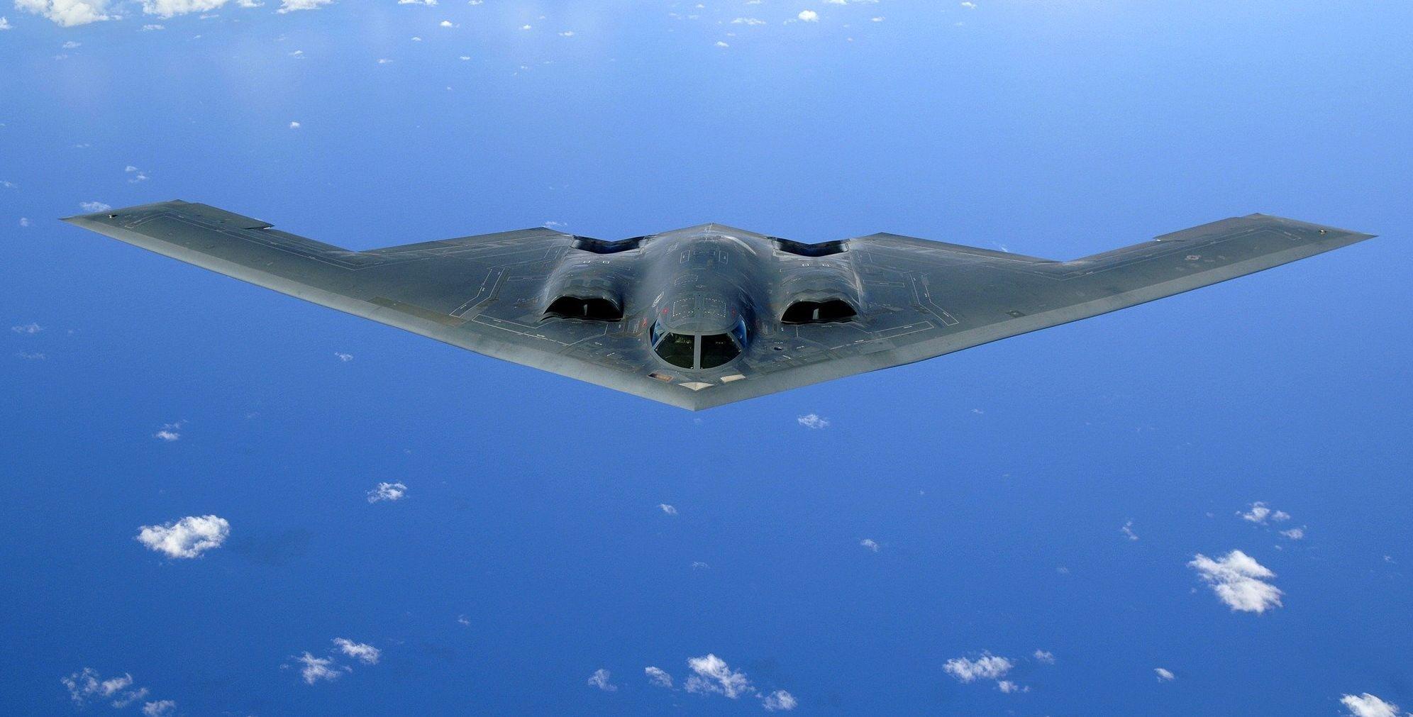 B-2 Spirit, bombardero de EEUU