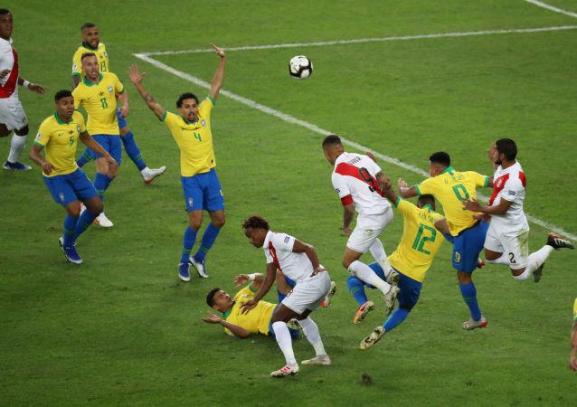 La final de la Copa América