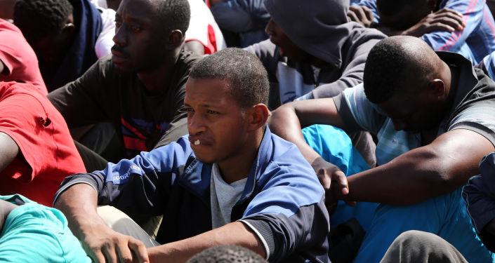 Migrantes de Senegal
