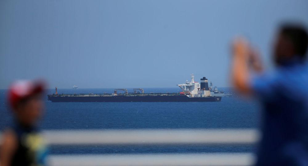 Irán urgió hoy al Reino Unido a liberar el superpetrolero iraní retenido