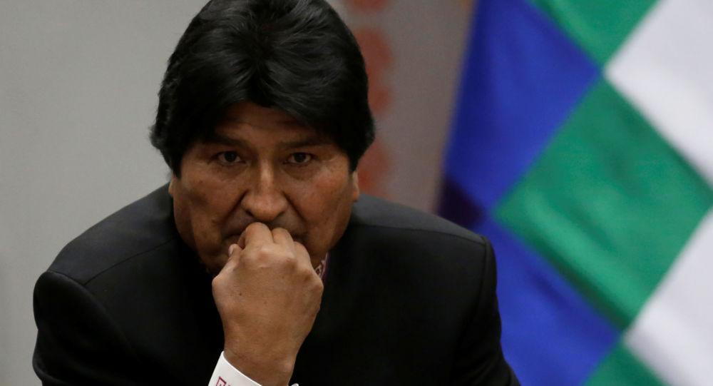 Evo Morales y Vladimir Putín: La reunión del día