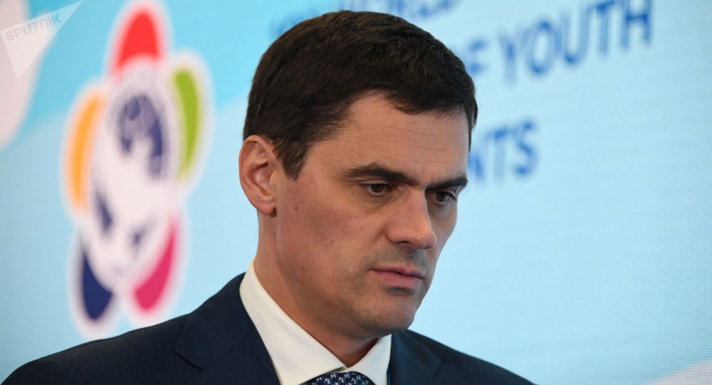 Alexandr Popov, campeón olímpico ruso